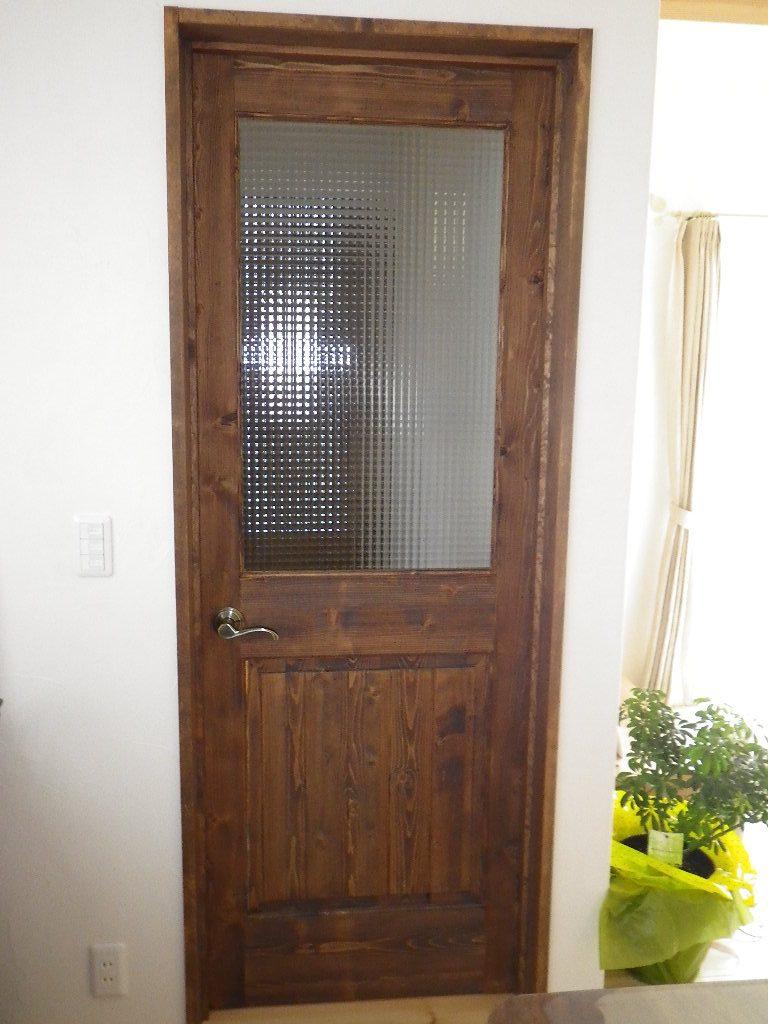 ドアがカチャット閉まらなくなった