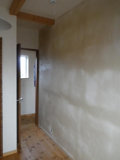 子供部屋間仕切り壁工事2
