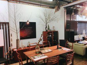 家具と観葉植物の組み合わせ2