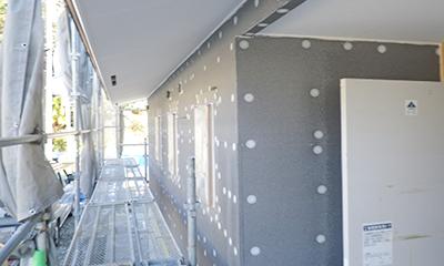 遮熱塗り壁