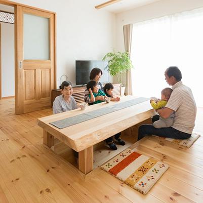 二世帯住宅のリフォーム、リノべ―ション